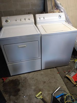 Kenmore washer and dryer for Sale in Tampa, FL