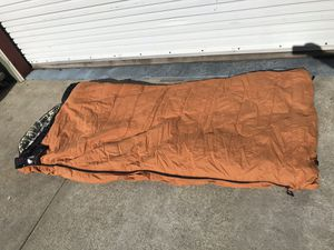 Blackpine Big Johnson -5 degrees Sleeping Bag for Sale in Hayward, CA