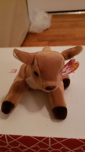 Whisper ( deer beanie baby) for Sale in East Wenatchee, WA