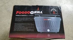 Portable Grill Smokeless Stainless Steel Indoor/Outdoor for Sale in Tigard, OR