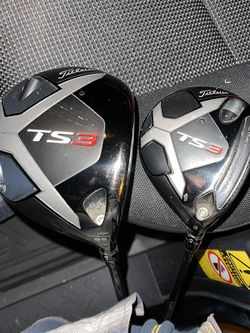 Titleist TS3 Driver And 3 Wood for Sale in Mountlake Terrace,  WA