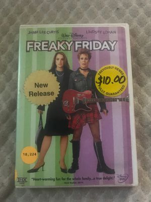 Freaky Friday movie for Sale in Coloma, MI