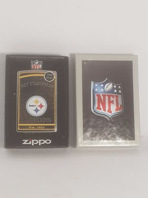 NEW Pittsburgh Steelers Zippo Lighter for Sale in Holly Hill, FL
