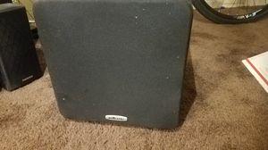 Polk Audio Powered Subwoofer for Sale in Fullerton, CA