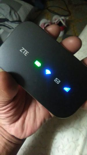 ZTE Mobile 4G LTE WiFi Hotspot Router for Sale in Columbus, OH