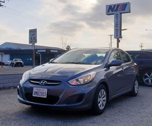 2017 Hyundai Accent for Sale in Hemet, CA