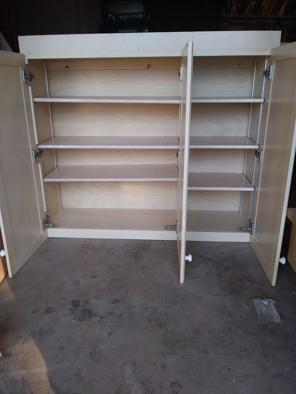 Solid Wood Kitchen Cabinet set