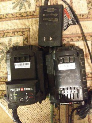 20v porter cable set. for Sale in Greenville, SC
