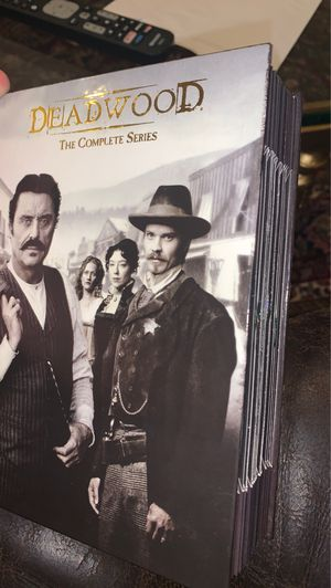 Deadwood The Complete Series for Sale in New York, NY