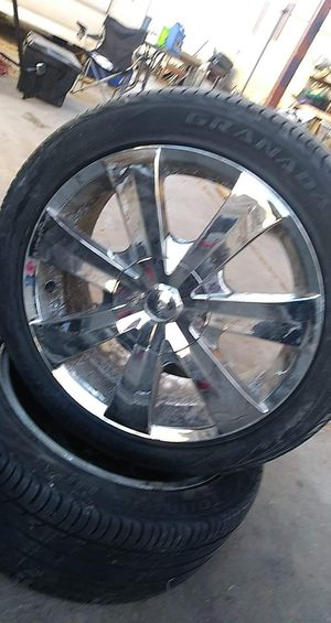 17 inch rims Universal Rims for Sale in Twin Falls, ID