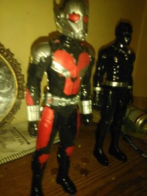12inch Marvel Ant-Man action figure for Sale in Ontario, CA