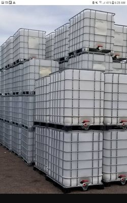 330 Gallons,Water Container,IBC Tote, Totes,330 Gallon, Open 7 Days a week..5am to 9pm.*Pick up in>*Pomona*Ontario/Upland , Ca.. for Sale in Claremont,  CA