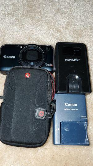 Canon PowerShot SX210IS Digital Camera for Sale in Alexandria, VA