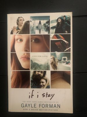 If I stay by Gayle Forman for Sale in Miami Shores, FL