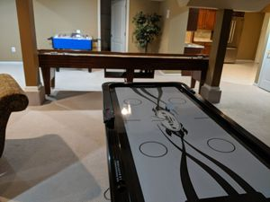 Brunswick V-Force Air Hockey Table for Sale in Princeton, NJ