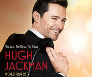 Hugh Jackman July 11 Salt Lake City 7 lower level tickets for Sale in Salt Lake City, UT