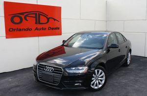 2013 Audi A4 for Sale in Orlando, FL