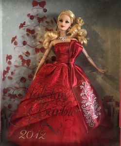 2012 Holiday Barbie for Sale in Manteca,  CA