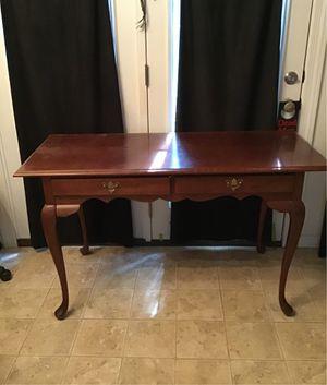 2 drawer desk Antique for Sale in Murfreesboro, TN