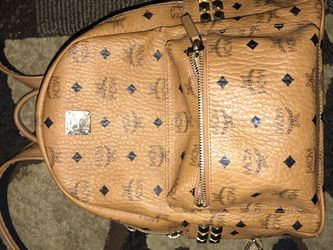 MCM Medium Stark Printed Backpack for Sale in Dana Point,  CA