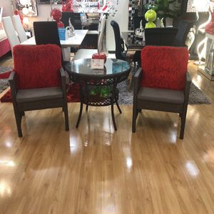 3 Pcs Patio Set In Stock At Furniture4Life For $599 for Sale in Kissimmee, FL