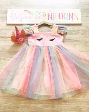 Sparkle Unicorn Dress for Sale in Jackson, MI