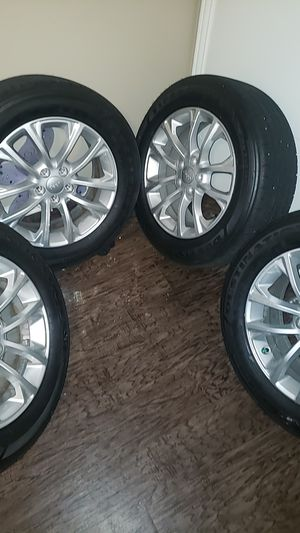 Brand new Tires and Jeep Rims for Sale in Denton, TX