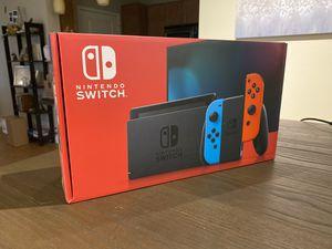 Nintendo Switch 32GB Model NIB for Sale in Burleson, TX