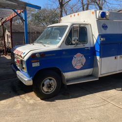 1986 Ambulance for Sale in Houston,  TX