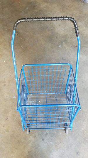 Jumbo Plus Shopping Cart for Sale in Lynwood, CA