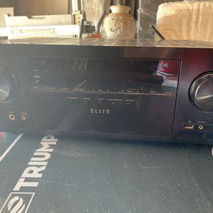 Pioneer Elite Receiver for Sale in Burbank, CA