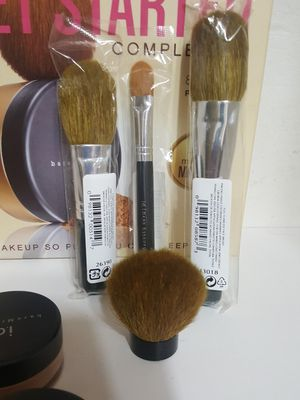 Bare Mineral Get Started Kit plus bonus items purchased seperately for Sale in FONTANA, CA