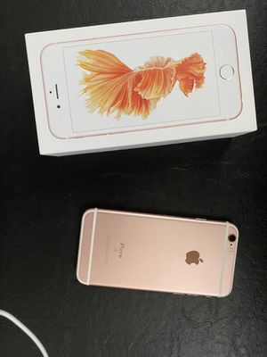 iPhone 6s Rose Gold 64GB for Sale in Vancouver, WA