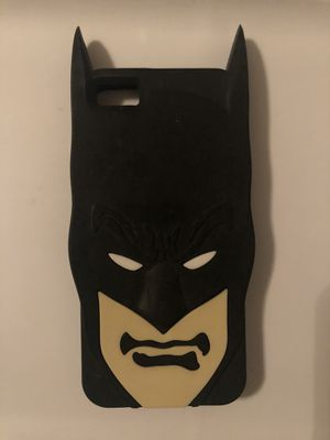 Rubber Batman iPhone 5s Case for Sale in Colorado Springs, CO
