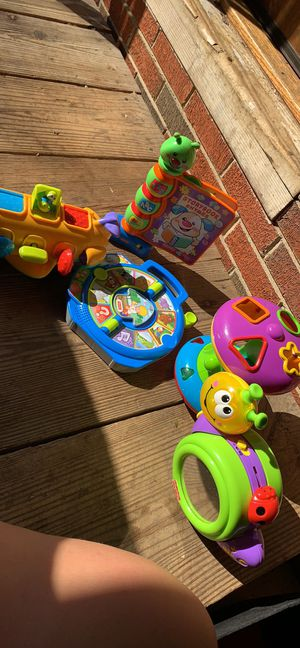 Baby toys barely used. for Sale in Hermitage, TN