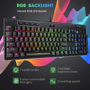 RGB Gaming Mechanical Style Keyboard for Sale in Chino Hills, CA