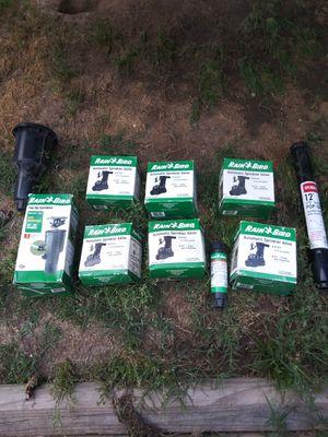 Rain Bird Sprinkler system for Sale in Conyers, GA