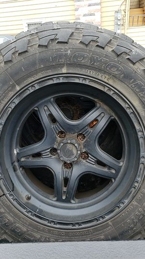 5x114 black rims good condition for Sale in Union City, CA