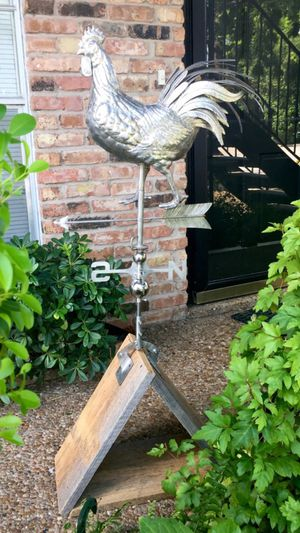 Rooster weathervane for Sale in Houston, TX
