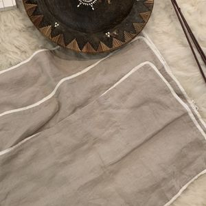 3 X Restoration Hardware Linen Pillow Covers for Sale in Beverly Hills, CA
