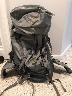 Arc'teryx 65 L backpack Bora for Sale in Reston, VA