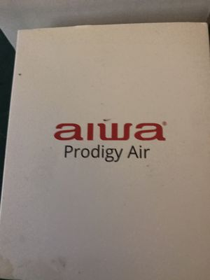 Aiwa prodigy Air Bluetooth wireless Earbuds !!! for Sale in Leesburg, VA