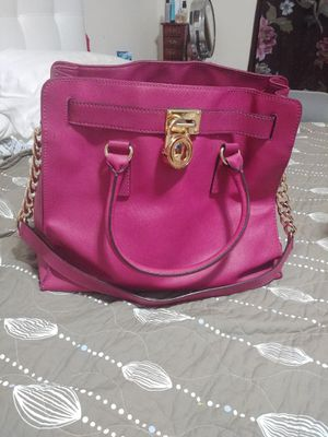 Mk large hamilton bag authentic for Sale in Silver Spring, MD