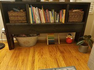 Wood shelf/headboard for Sale in San Leandro, CA