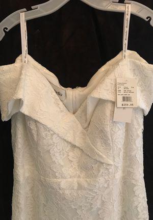 Wedding dress with slit for Sale in Gilbert, AZ