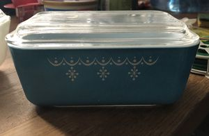 Vintage Pyrex refrigerator dish 502 for Sale in Grapeview, WA