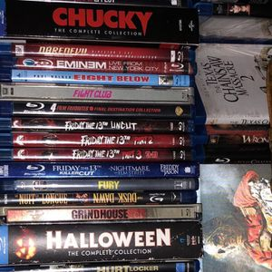 Blu Ray Collection for Sale in Upper Marlboro, MD