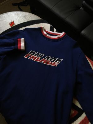 Palace skateboards crew neck for Sale in Chandler, AZ