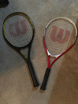 Tennis rackets for Sale in St. Petersburg, FL
