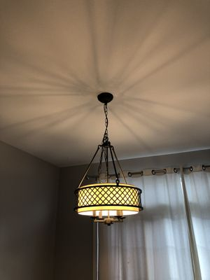 Dining room chandelier for Sale in Fairfax, VA